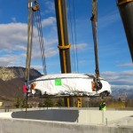 Proton system installation begins in Italy