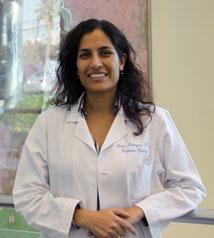 Anita Mahajan, MD, medical director at MD Anderson Proton Center in Houston, Texas.