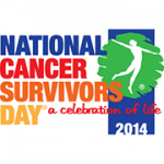 Logo of the National Cancer Survivor Day
