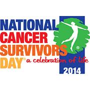 Logo of the National Cancer Survivor Day