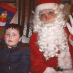 Shaun Currie, 4, is looking forward to what his family promise will be the best Christmas ever