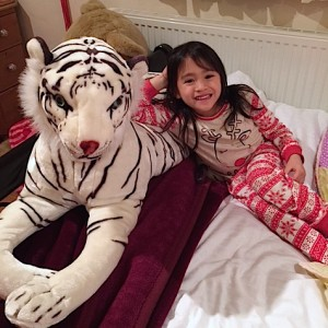 editors note this is the fourth christmas in as many years we have written about georgia halliwell paget a 6 year old girl now living in the uk she - What To Get 6 Year Old Little Girl For Christmas